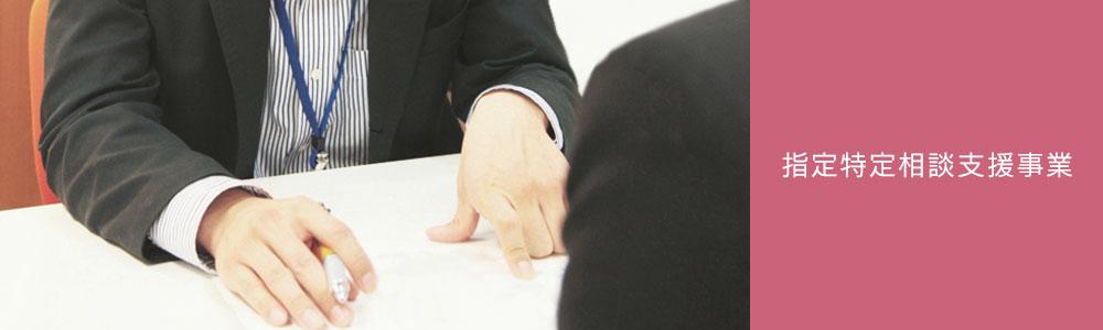指定特定相談支援事業